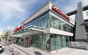 Image showing the front of the Goodlife Fitness at TD Place