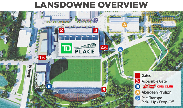 lansdowne map overview